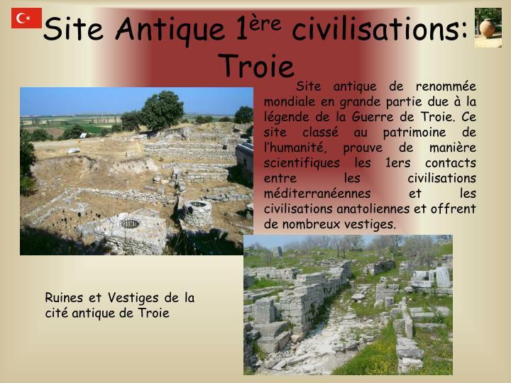 Site Antique 1