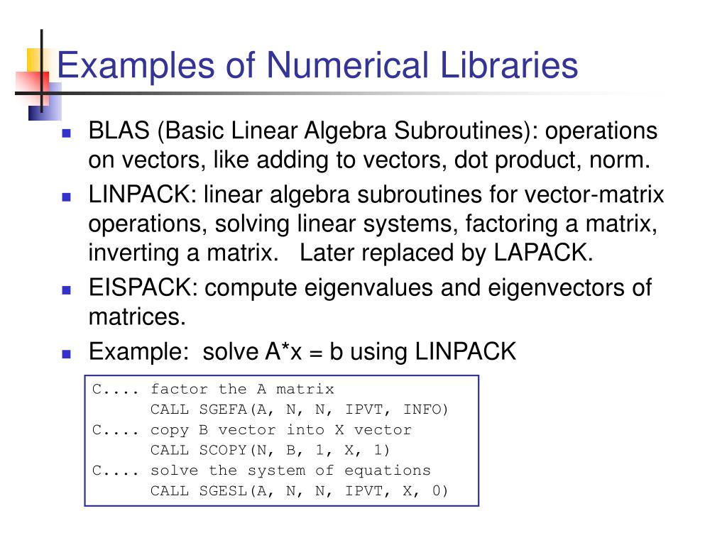 PPT - A Brief History of Matlab PowerPoint Presentation - ID