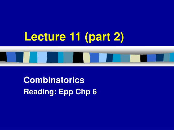Lecture 11 part 2