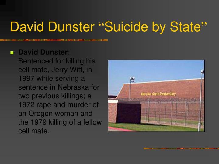 David Dunster