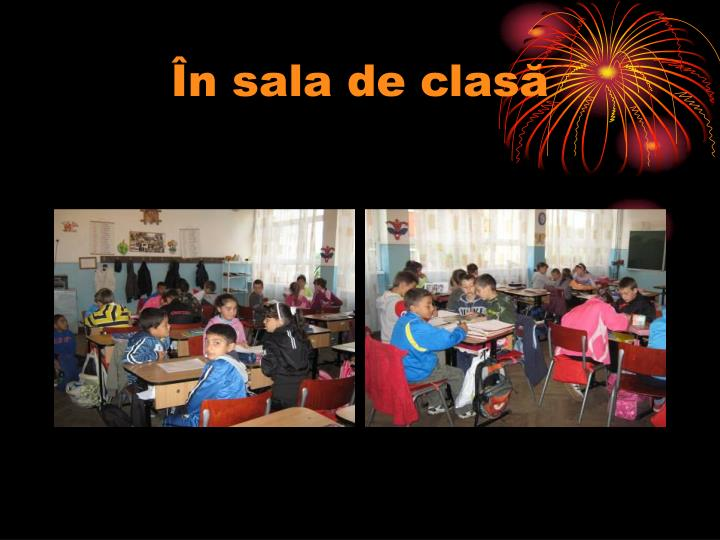 N sala de clas