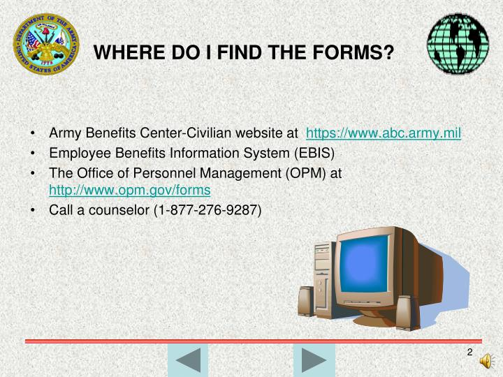 Army Benefits Center Civilian Website At Abcarmymil
