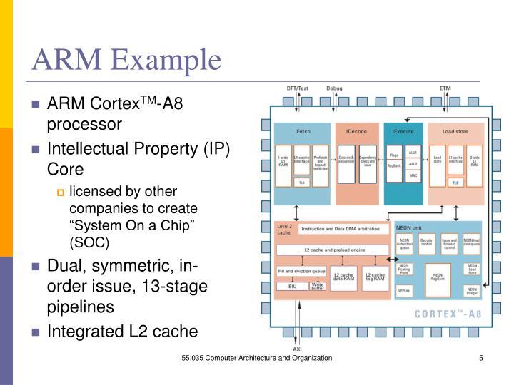 ARM Example
