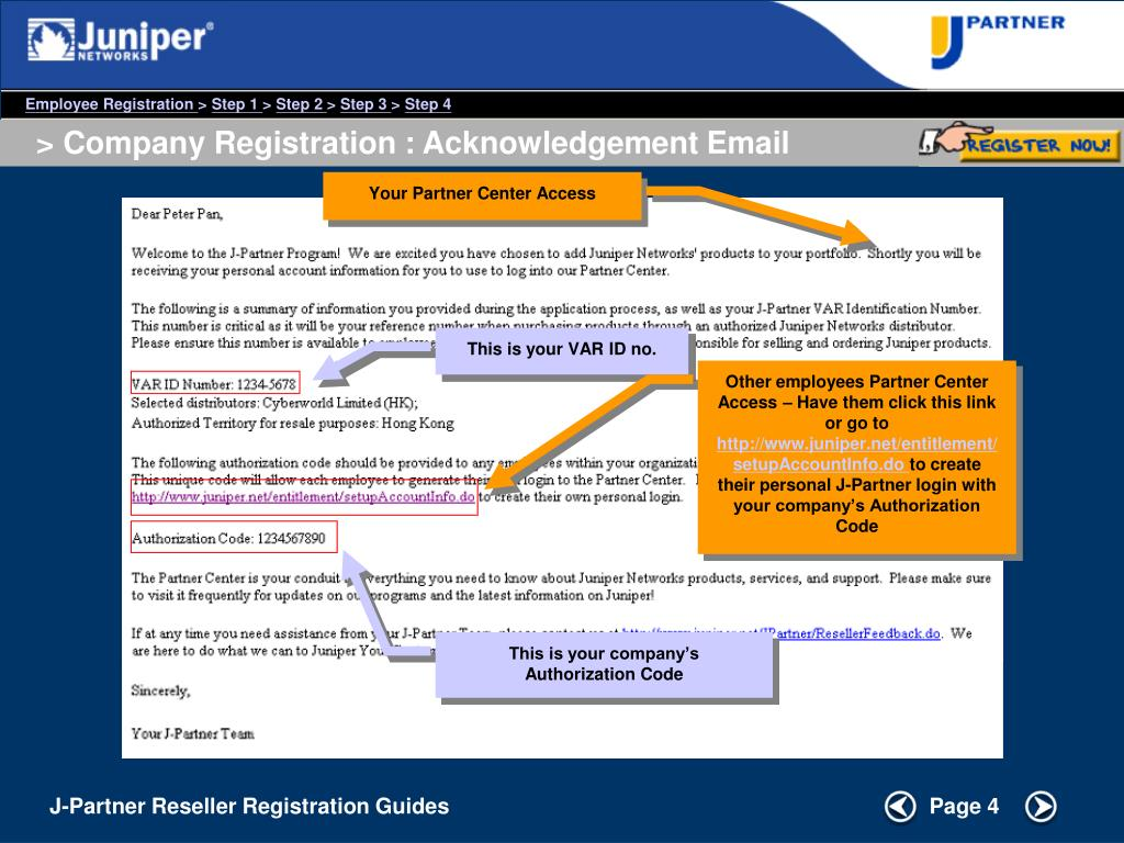 PPT - J-Partner User Sign-Up Guides PowerPoint Presentation - ID:4816148