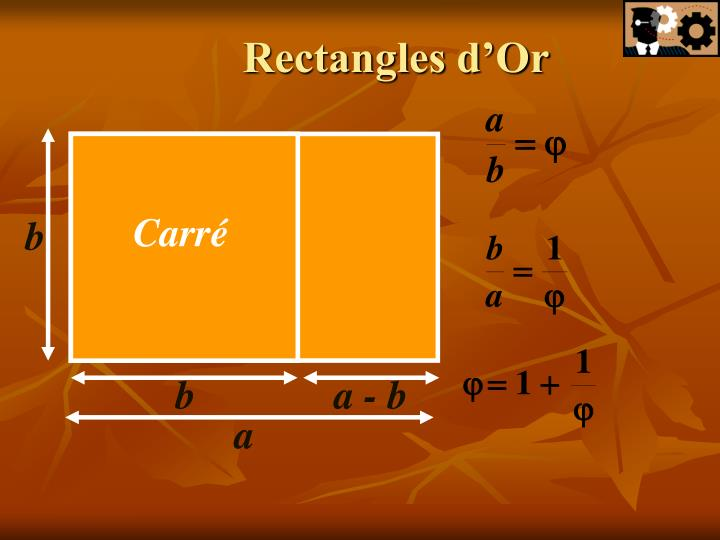 Rectangles d'Or