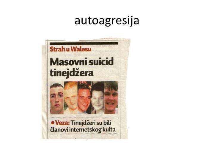 autoagresija