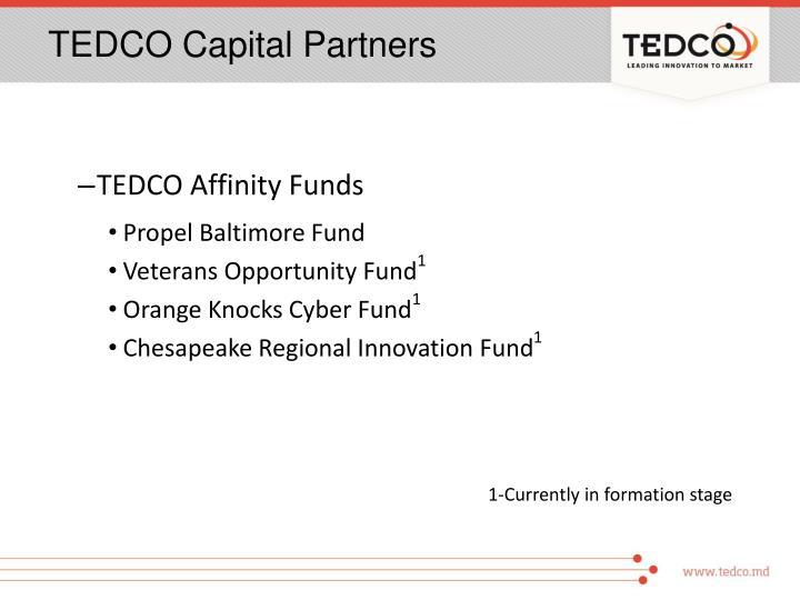 TEDCO Capital Partners