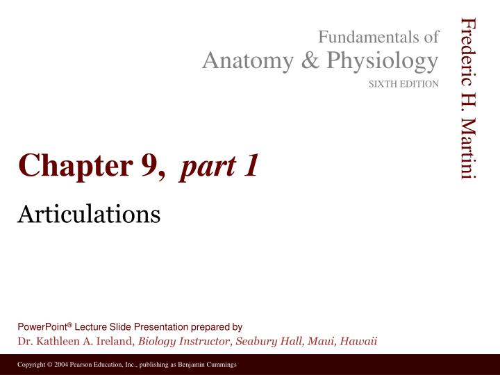 PPT - Chapter 9, part 1 PowerPoint Presentation - ID:4817396