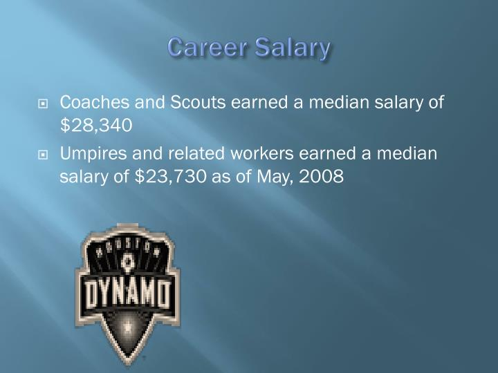 Career Salary