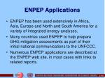 enpep applications