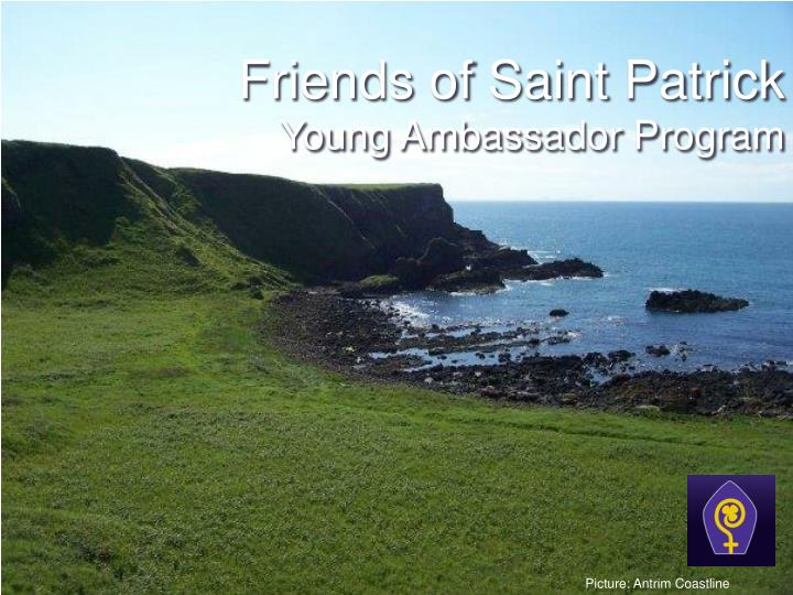 friends of saint patrick young ambassador program n.