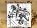 russo japanese war