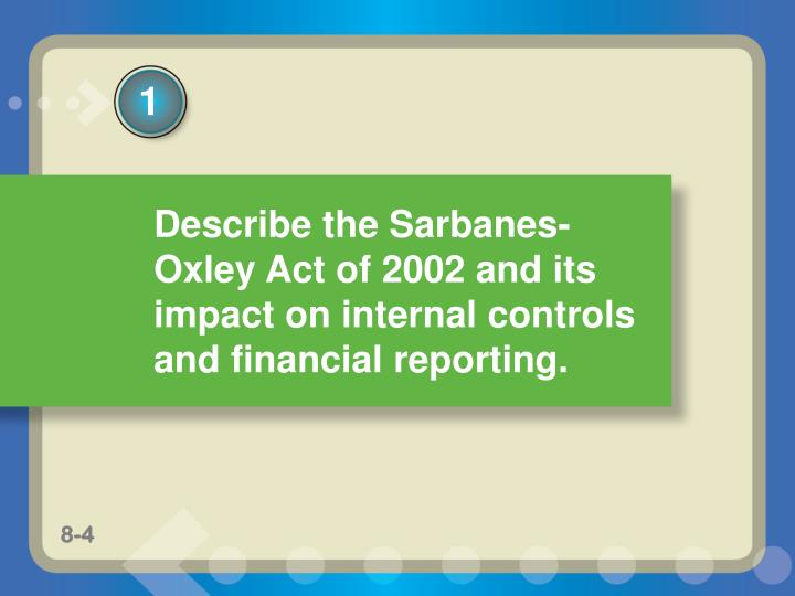 parmalat violations of sarbanes oxley act Another strict requirement set forth by the sarbanes-oxley act requires that corporations have an anonymous form of submission for complaints about crimes and regulatory violations establishing a phone number without caller id is the simplest way to comply with this requirement.