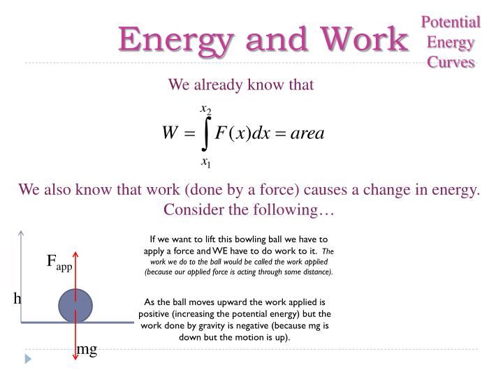 Energy and work1