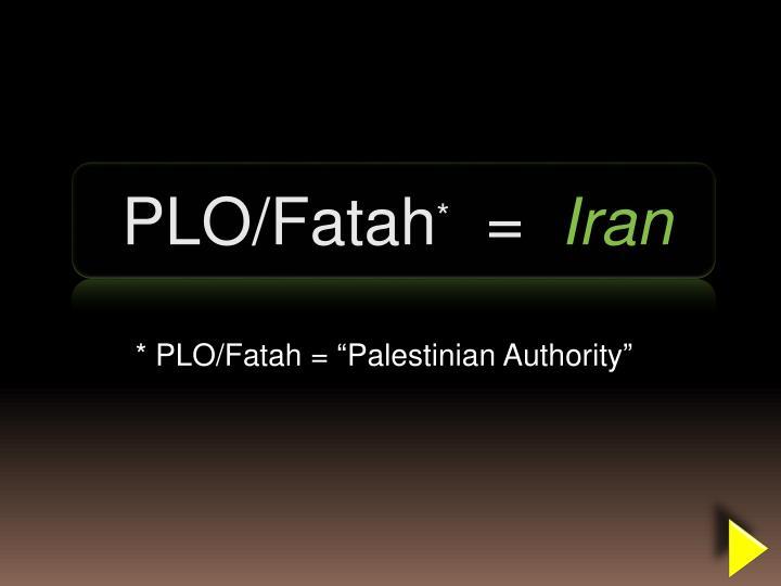 PLO/Fatah