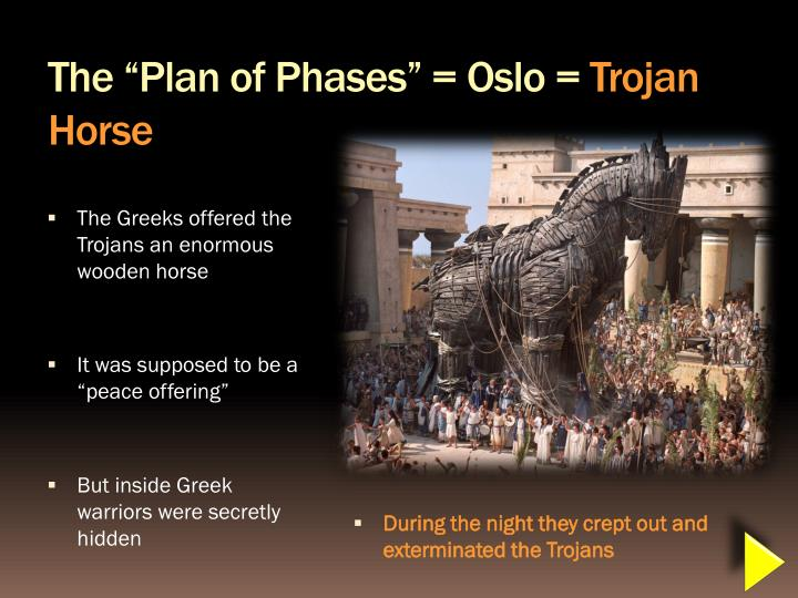 """The """"Plan of Phases"""