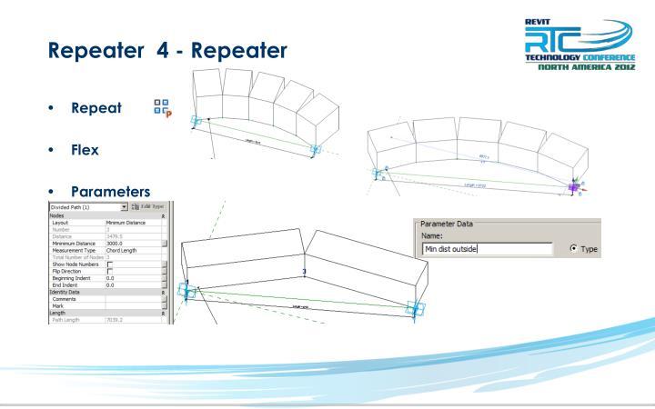 Repeater  4 - Repeater