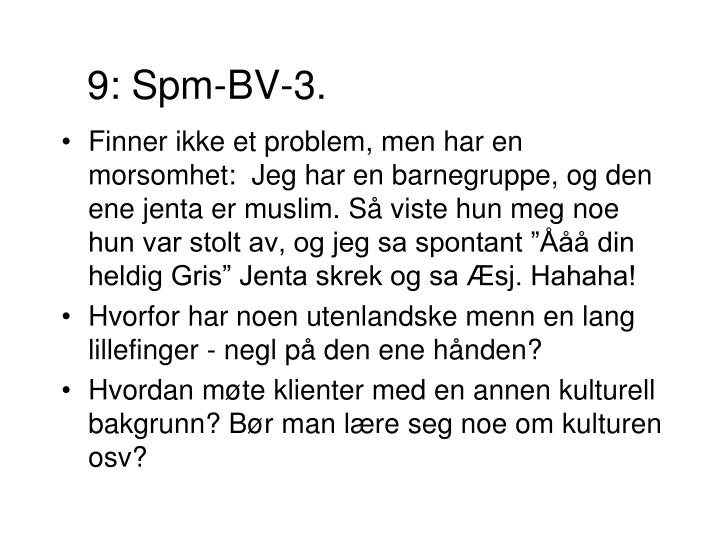 9: Spm-BV-3.