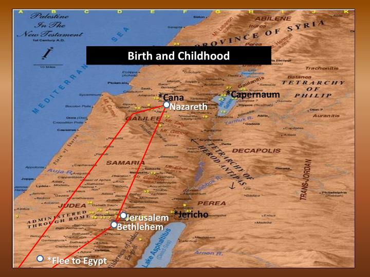 Birth and Childhood
