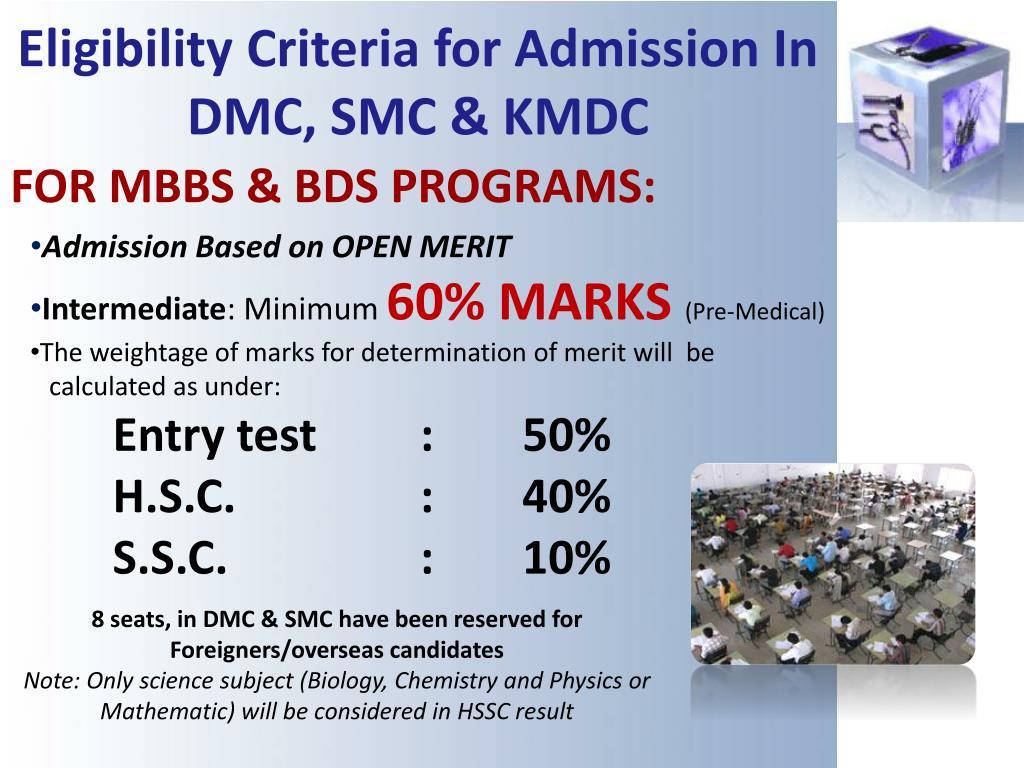 Nust Admission Criteria For Undergraduate