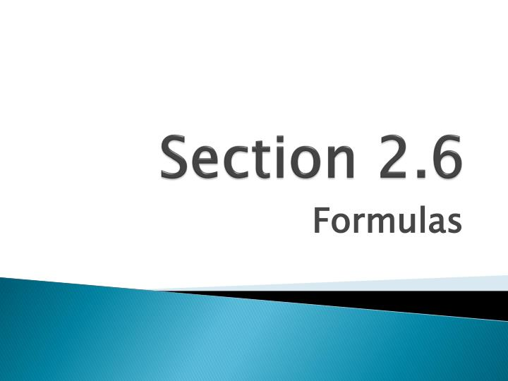 section 2 6 n.