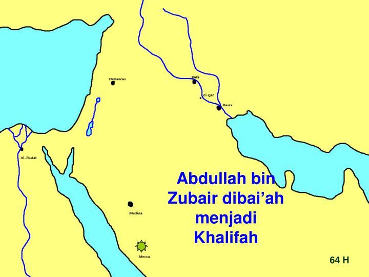 Abdullah bin
