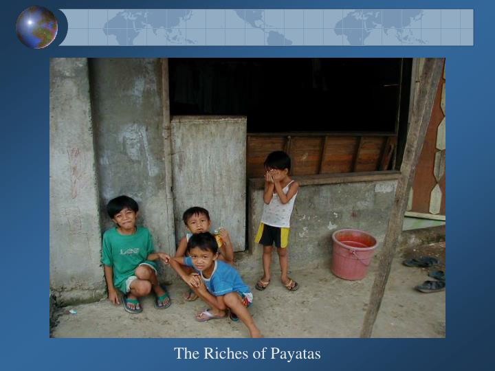 The Riches of Payatas