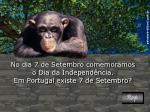 no dia 7 de setembro comemoramos o dia da independ ncia em portugal existe 7 de setembro