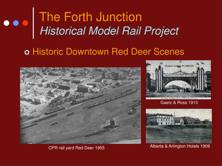 The Forth Junction