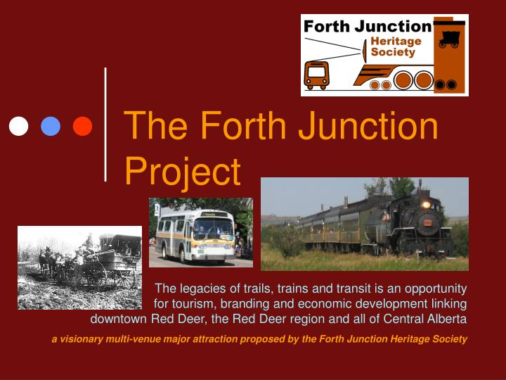 The forth junction project1