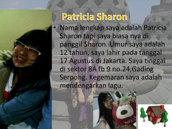 Patricia Sharon