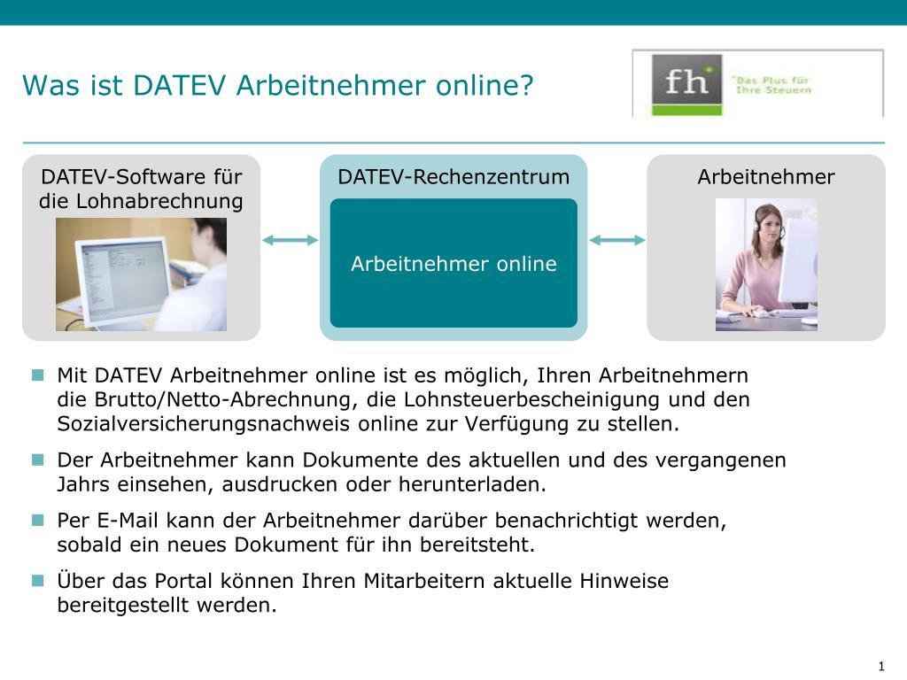 Lohnsteuerbescheinigung arbeitnehmer online dating