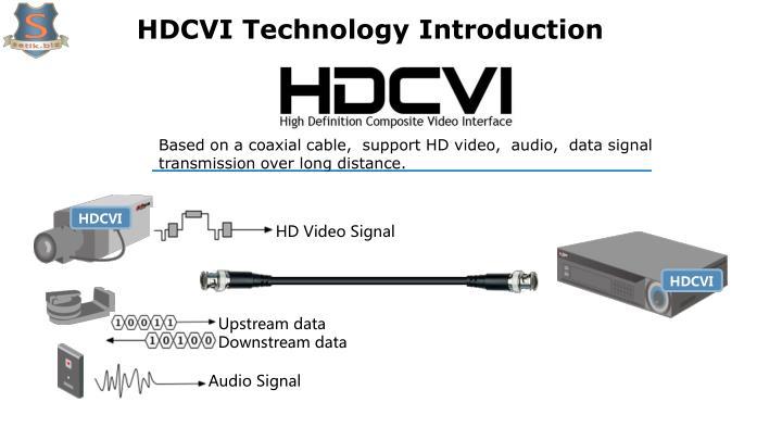 Hdcvi technology introduction