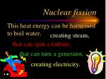 nuclear fission7