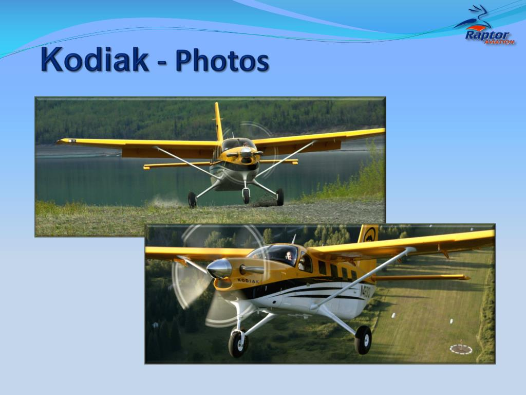 PPT - Introduction to Raptor Aviation PowerPoint