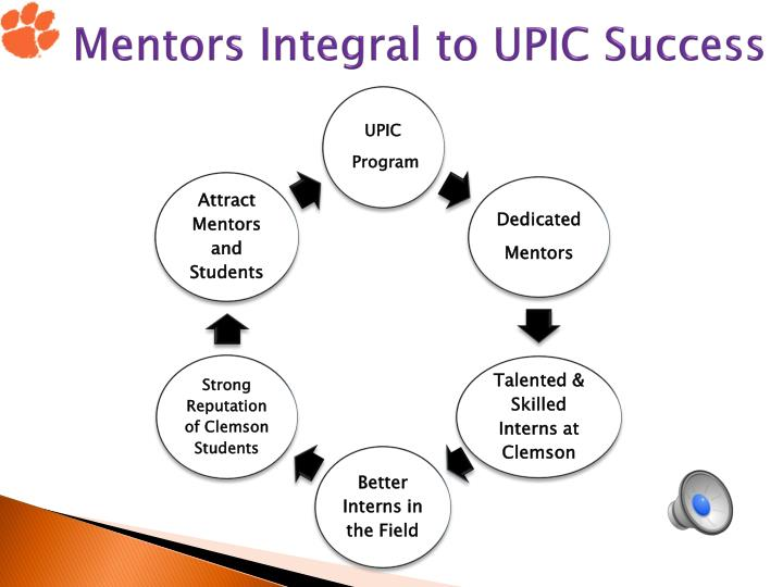 Mentors Integral to UPIC Success