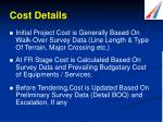 cost details1