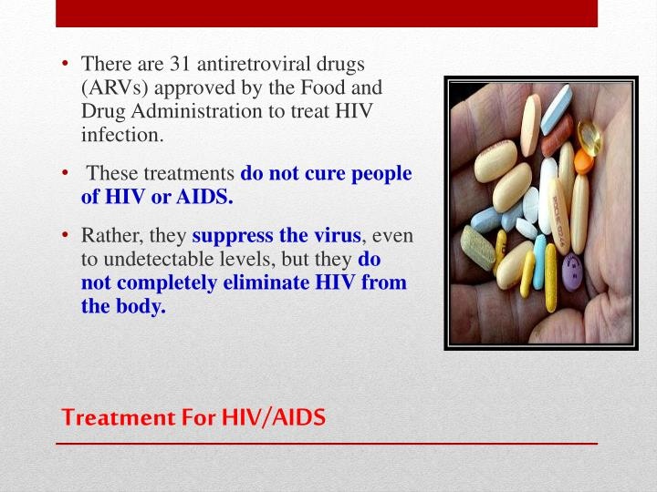 anti retroviral treatment of hiv aids Hiv treatment is not a cure  an instant guide to hiv & aids in countries and regions around the world antiretroviral drug factsheets:.