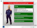 pers nliche schutz ausr stung im jugendfeuerwehrdienst
