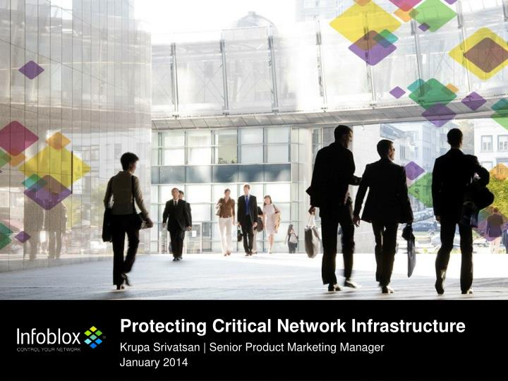 protecting critical network infrastructure n.