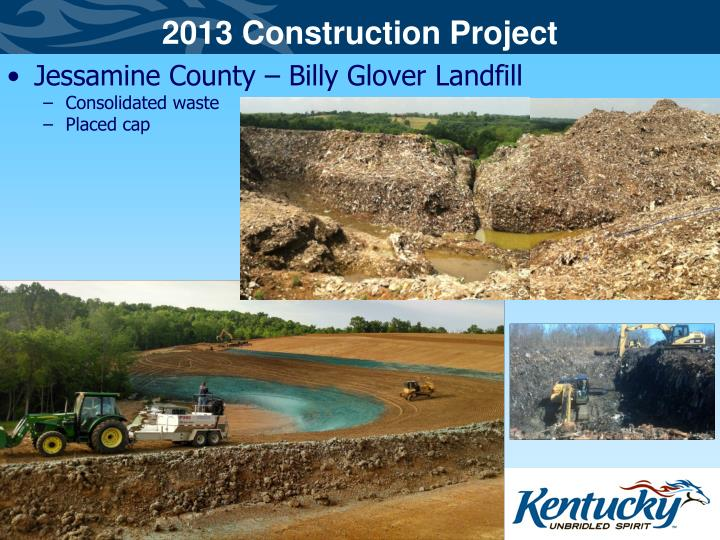 2013 construction project
