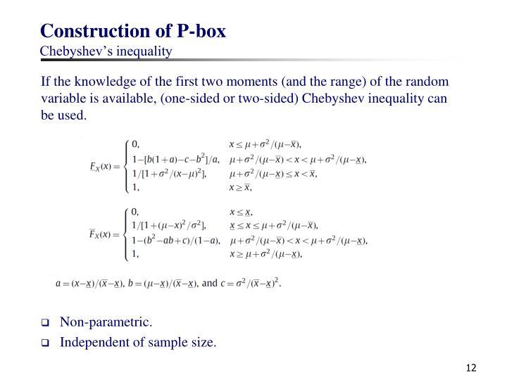 Construction of P-box