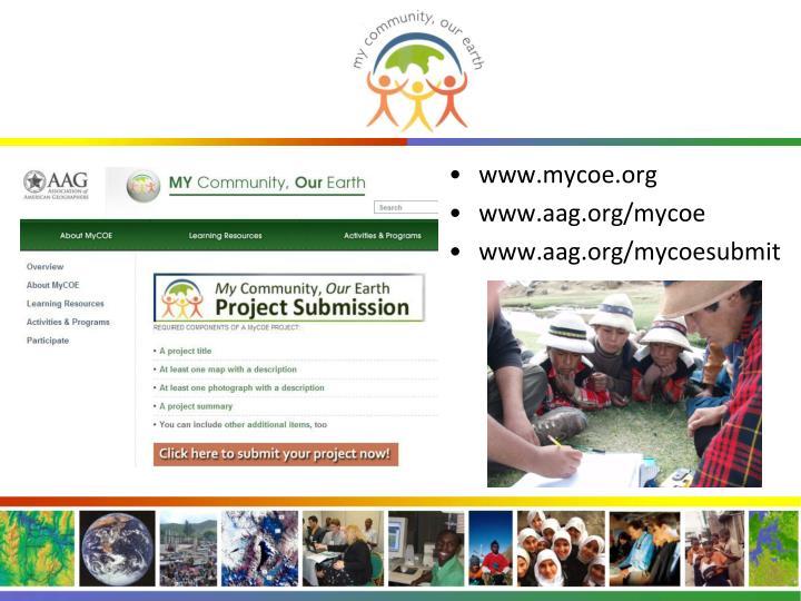 www.mycoe.org