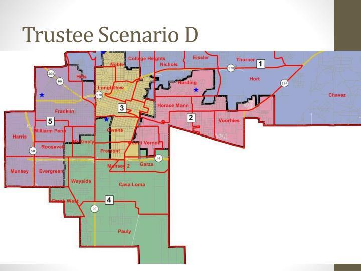 Trustee Scenario D