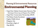 planning environmental resources6