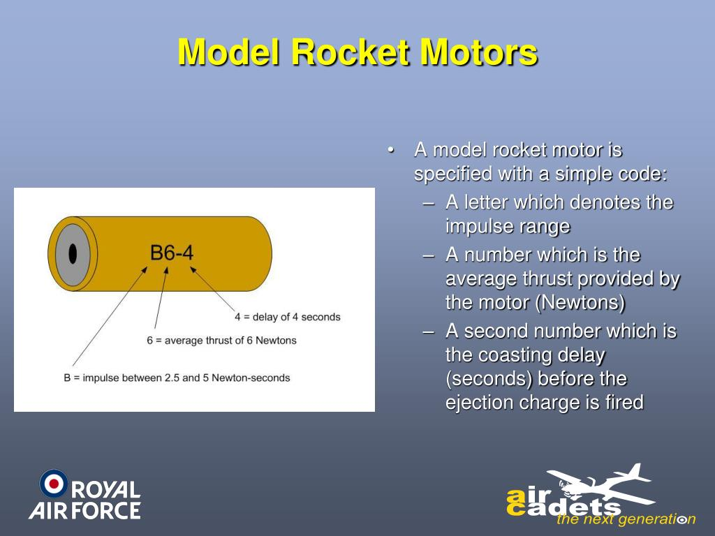PPT - Chapter 7 Model Rockets PowerPoint Presentation - ID