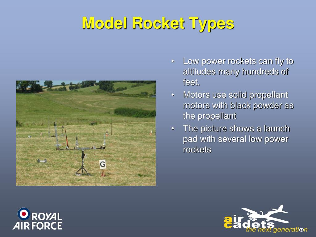 PPT - Chapter 7 Model Rockets PowerPoint Presentation - ID:4826431