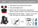 auc analytical ultracentrifugation1
