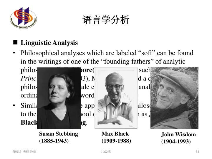 语言学分析