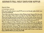 adonai s fall holy days yom kippur19